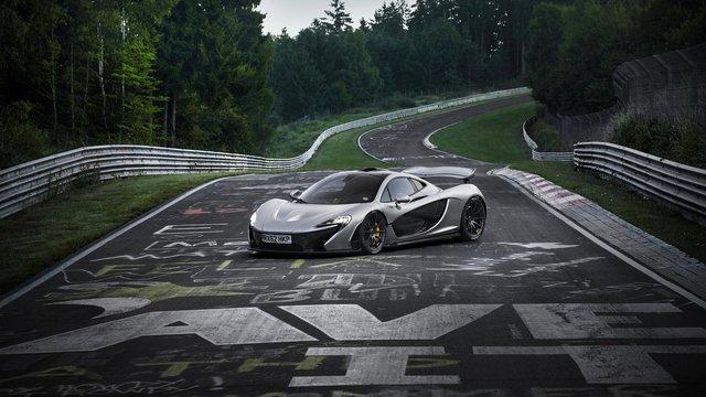 McLaren bật mí về một mẫu xe hậu duệ của chiếc hypercar P1 - Ảnh 1.