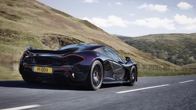 McLaren bật mí về một mẫu xe hậu duệ của chiếc hypercar P1 - Ảnh 2.