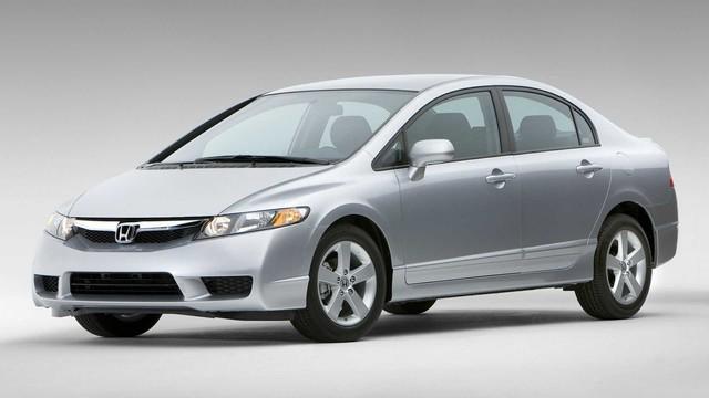Honda Civic chạy dịch vụ gần 800.000km mà không cần đại tu - Ai bảo chỉ Toyota Vios chuyên dành cho dân taxi? - Ảnh 1.