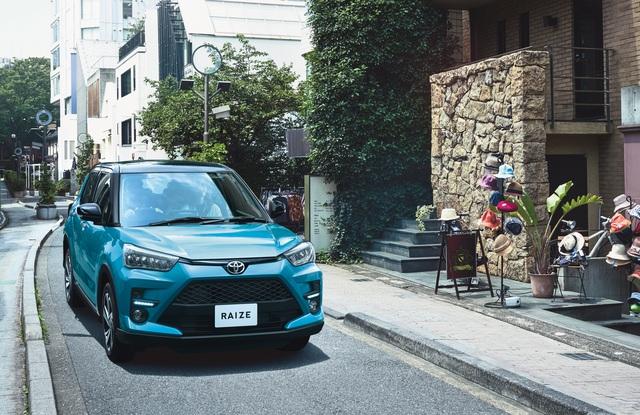 SUV giá rẻ Toyota Raize bán vượt cả vua doanh số Corolla - Ford EcoSport, Hyundai Kona phải dè chừng - Ảnh 1.