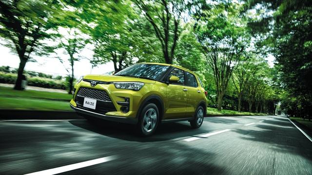SUV giá rẻ Toyota Raize bán vượt cả vua doanh số Corolla - Ford EcoSport, Hyundai Kona phải dè chừng