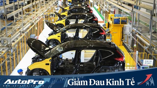 Honda Việt Nam dừng sản xuất ô tô và xe máy từ ngày 1/4 - Ảnh 1.