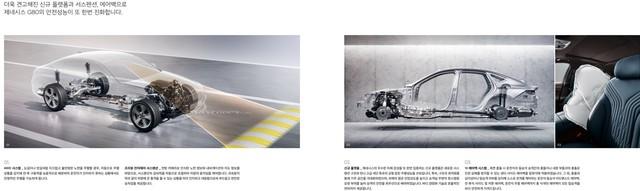 Genesis G80 khoe trọn bộ catalog: Toàn tiếng Hàn khó hiểu nhưng xem đã mắt - Ảnh 6.