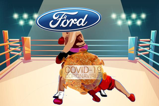 Lamborghini làm khẩu trang, Ford sản xuất máy thở và hàng loạt hãng xe ra tay hỗ trợ ngăn chặn đại dịch COVID-19 - Ảnh 4.