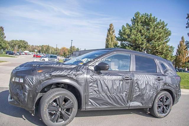 Nissan X-Trail thế hệ mới lộ diện, sẵn sàng đối đầu Honda CR-V - Ảnh 2.