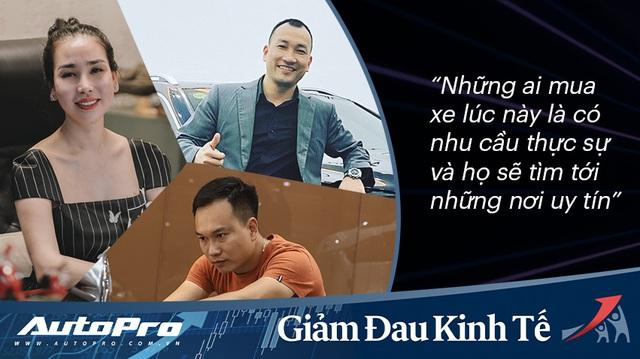 Các sếp showroom xe sang nổi danh bậc nhất Hà Nội: 'COVID-19 lại chính là cơ hội vàng để bứt phá'