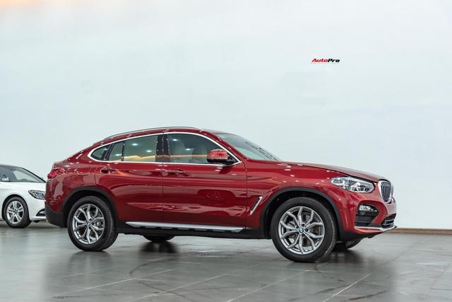 Hàng hiếm BMW X4 rẻ hơn 700 triệu chỉ sau 4.000 km, ngang giá mua mới Mercedes-Benz GLC 300 - Ảnh 2.