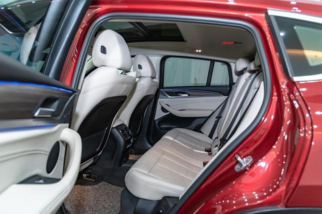 Hàng hiếm BMW X4 rẻ hơn 700 triệu chỉ sau 4.000 km, ngang giá mua mới Mercedes-Benz GLC 300 - Ảnh 5.