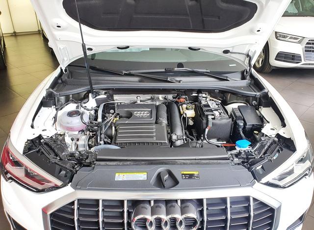 Audi Q3 2020 giá hơn 1,9 tỷ đồng đầu tiên về đại lý: Nhiều trang bị hiện đại, trừ một chi tiết 'đồ cổ' gây tranh cãi - Ảnh 6.