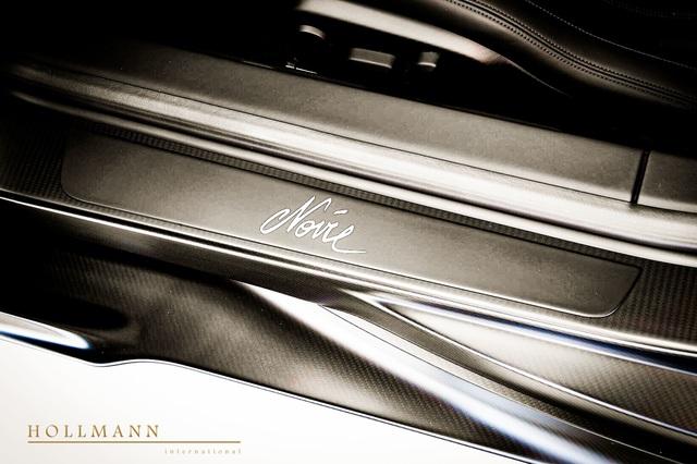 Bugatti Chiron Sport Noire Sportive siêu hiếm bất ngờ xuất hiện trên thị trường xe cũ với giá hơn 4 triệu USD - Ảnh 2.
