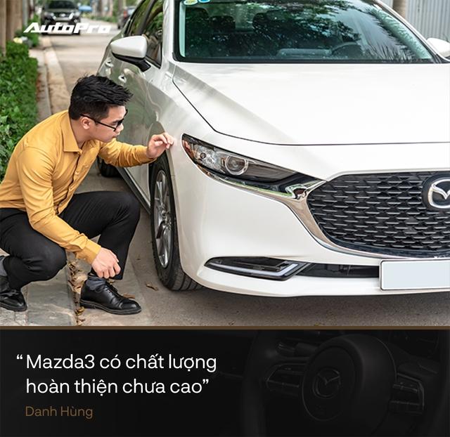 MC VTV chọn Mazda3 2020, nuôi xe chỉ 5 triệu/tháng: Phải đẹp đã, mọi chuyện khác tính sau - Ảnh 10.