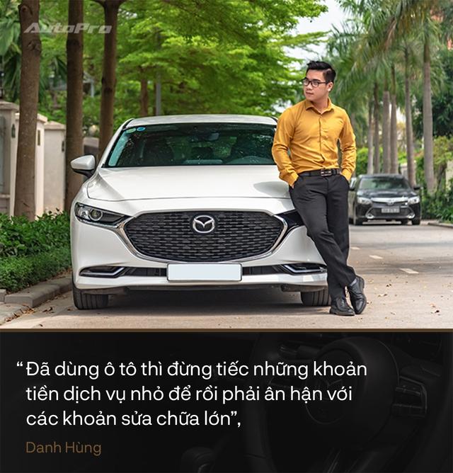 MC VTV chọn Mazda3 2020, nuôi xe chỉ 5 triệu/tháng: Phải đẹp đã, mọi chuyện khác tính sau - Ảnh 13.