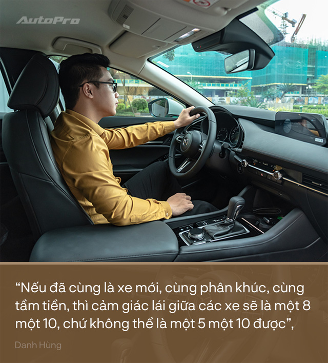 MC VTV chọn Mazda3 2020, nuôi xe chỉ 5 triệu/tháng: Phải đẹp đã, mọi chuyện khác tính sau - Ảnh 7.