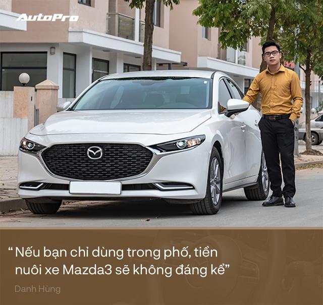 MC VTV chọn Mazda3 2020, nuôi xe chỉ 5 triệu/tháng: Phải đẹp đã, mọi chuyện khác tính sau - Ảnh 12.