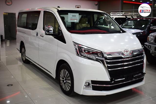 Toyota Granvia 2020 giá 3,072 tỷ đồng tại Việt Nam: MPV thương gia dự kiến ra mắt trong tháng 5 - Ảnh 2.
