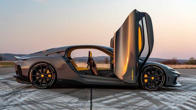 Rộ tin người Việt mua Koenigsegg Gemera: Siêu xe trăm tỷ chung nguồn gốc với Pagani Huayra của Minh nhựa và McLaren Senna của Hoàng Kim Khánh - Ảnh 8.