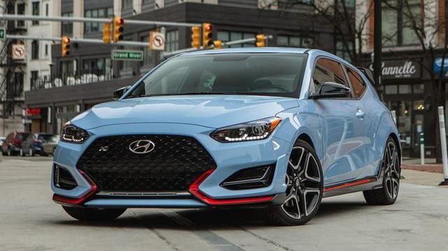 Đây là những lý do xe chơi Hyundai Veloster N đời mới bớt kén khách hơn