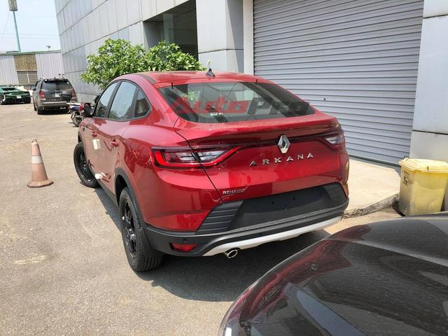 Renault Arkana bất ngờ xuất hiện tại Việt Nam: Xe Pháp trở lại, tham vọng đối đầu Mazda CX-5 và Honda CR-V - Ảnh 2.