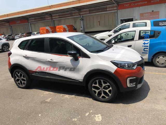 Renault Kaptur đầu tiên về Việt Nam, đấu Hyundai Kona và Ford EcoSport - Ảnh 3.