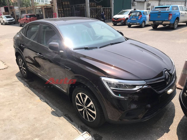 Renault Arkana bất ngờ xuất hiện tại Việt Nam: Xe Pháp trở lại, tham vọng đối đầu Mazda CX-5 và Honda CR-V - Ảnh 3.