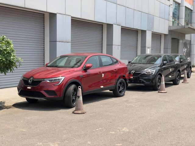 Renault Arkana bất ngờ xuất hiện tại Việt Nam: Xe Pháp trở lại, tham vọng đối đầu Mazda CX-5 và Honda CR-V - Ảnh 1.