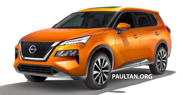 Mitsubishi Outlander thế hệ mới lộ thêm thông tin: Không chỉ mượn được khung gầm mà còn cả động cơ của Nissan X-Trail - Ảnh 2.