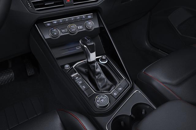 Ra mắt Volkswagen Tayron X - SUV lai coupe nằm giữa Honda CR-V và Mercedes GLC - Ảnh 4.