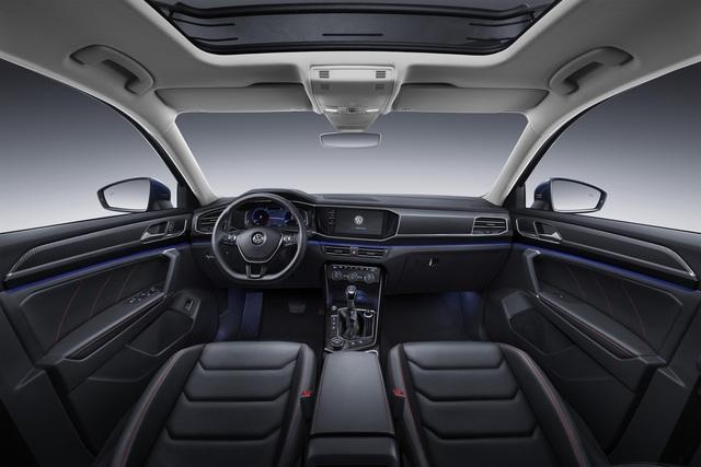 Ra mắt Volkswagen Tayron X - SUV lai coupe nằm giữa Honda CR-V và Mercedes GLC - Ảnh 5.