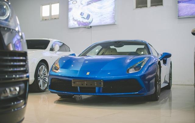Lý lịch ít ai biết của siêu xe Ferrari 488 Spider phiên bản Grab đang nổi đình nổi đám tại Việt Nam - Ảnh 3.