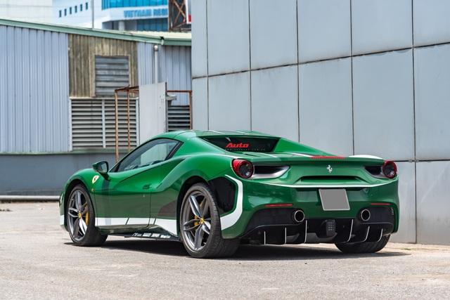 Lý lịch ít ai biết của siêu xe Ferrari 488 Spider phiên bản Grab đang nổi đình nổi đám tại Việt Nam - Ảnh 10.