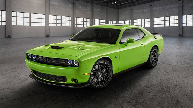 Dodge Challenger 2020 màu độc về Việt Nam với giá khoảng 2,5 tỷ đồng - Ảnh 1.