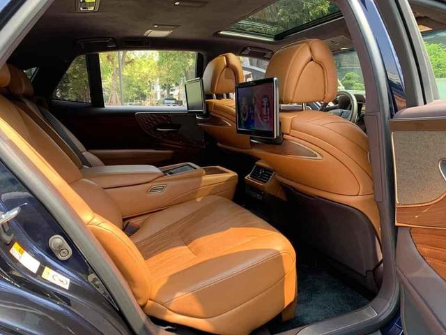 Dùng xe 2 năm lỗ 2 tỷ, đại gia Việt bán Lexus LS 500h giá hơn 6 tỷ đồng - Ảnh 4.