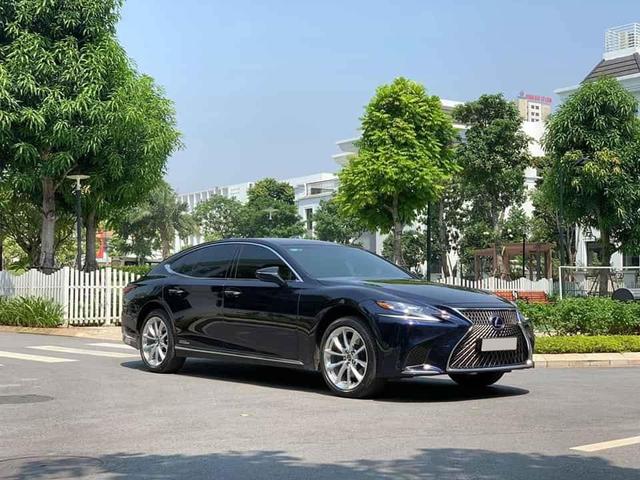Dùng xe 2 năm lỗ 2 tỷ, đại gia Việt bán Lexus LS 500h giá hơn 6 tỷ đồng - Ảnh 5.
