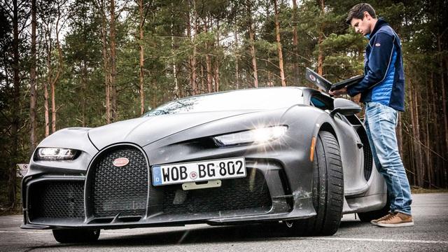 Siêu xe triệu đô Bugatti Chiron, Divo được thử nghiệm, phát triển ra sao trong thời dịch COVID-19?