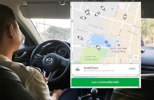 Tài xế taxi, grab lao đao vì trả lãi vay mua xe - Ảnh 1.