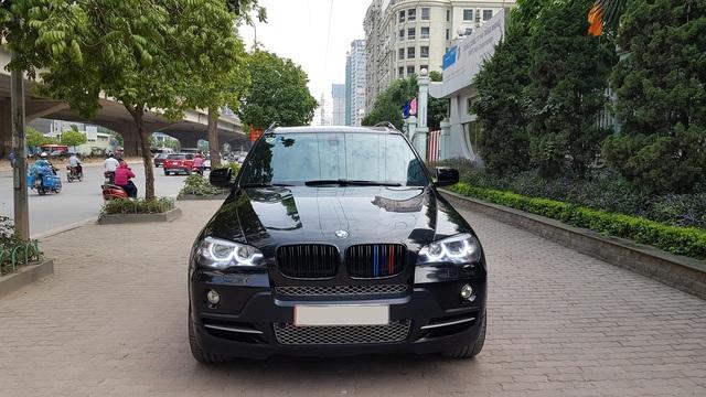 Bán BMW X5 giá hơn 500 triệu, chủ xe chia sẻ: Nuôi xe một năm chỉ tốn 20 triệu - Ảnh 1.
