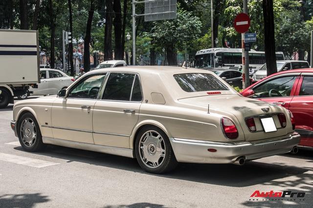 Những điều ít biết về Bentley Arnage của ông Đặng Lê Nguyên Vũ: Hàng hiếm đầu tiên Việt Nam, giá đồn đoán 21 tỷ từ nhiều năm trước - Ảnh 1.