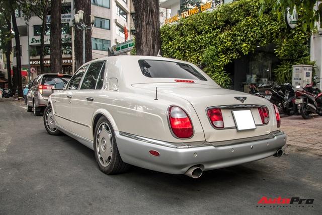Những điều ít biết về Bentley Arnage của ông Đặng Lê Nguyên Vũ: Hàng hiếm đầu tiên Việt Nam, giá đồn đoán 21 tỷ từ nhiều năm trước - Ảnh 6.