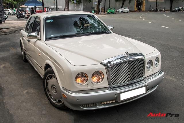 Những điều ít biết về Bentley Arnage của ông Đặng Lê Nguyên Vũ: Hàng hiếm đầu tiên Việt Nam, giá đồn đoán 21 tỷ từ nhiều năm trước - Ảnh 9.
