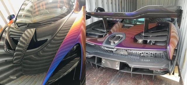 Mua 3 siêu xe khủng bậc nhất Việt Nam, đại gia thể hiện thú chơi xe ngày càng khác chất và khác biệt - Ảnh 5.