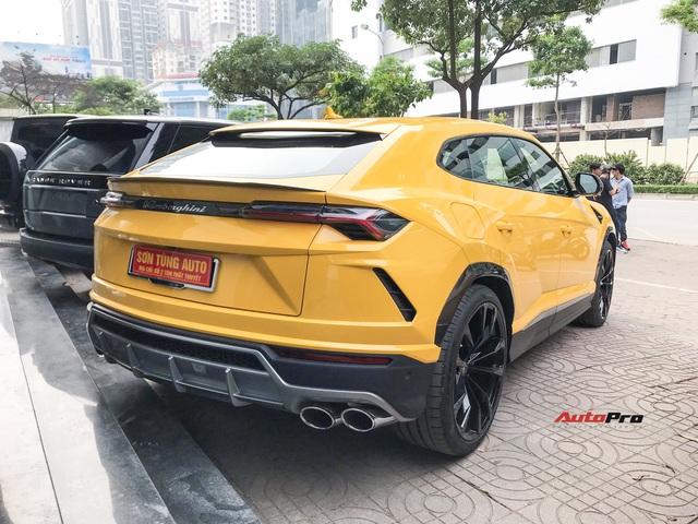 Bóc tách những điểm đặc biệt của Lamborghini Urus 4 chỗ đầu tiên Việt Nam - Ảnh 11.