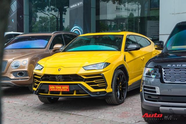 Bóc tách những điểm đặc biệt của Lamborghini Urus 4 chỗ đầu tiên Việt Nam - Ảnh 2.