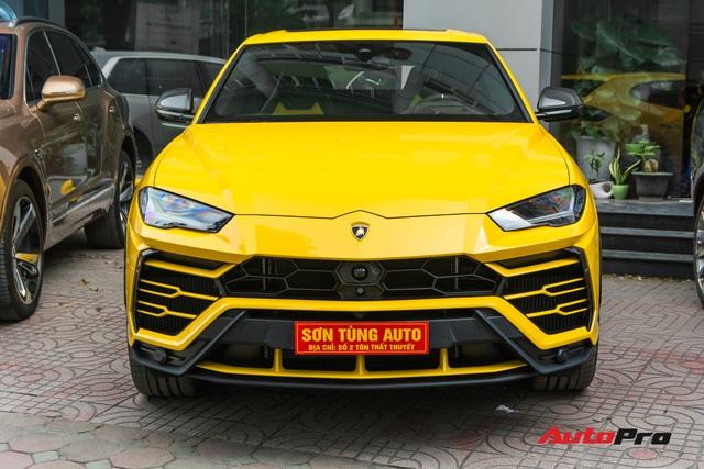 Bóc tách những điểm đặc biệt của Lamborghini Urus 4 chỗ đầu tiên Việt Nam - Ảnh 9.