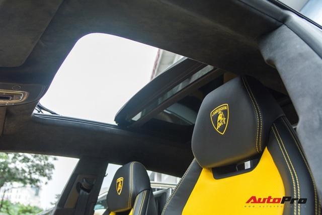 Bóc tách những điểm đặc biệt của Lamborghini Urus 4 chỗ đầu tiên Việt Nam - Ảnh 12.