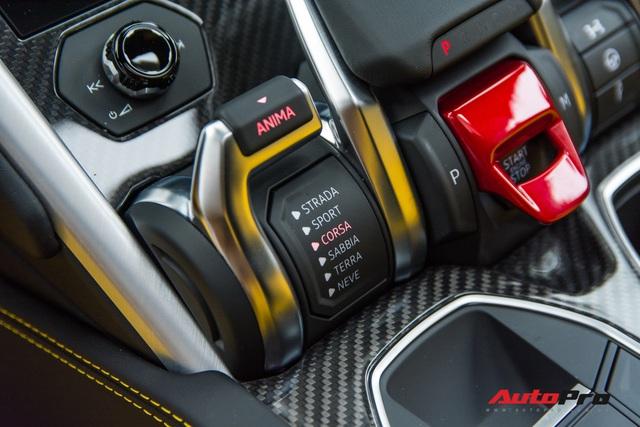 Bóc tách những điểm đặc biệt của Lamborghini Urus 4 chỗ đầu tiên Việt Nam - Ảnh 6.