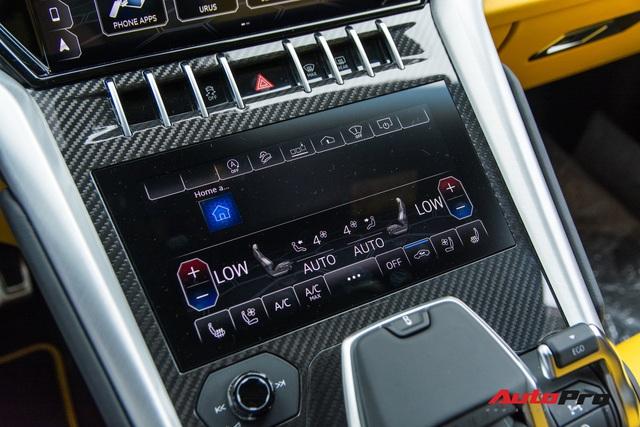Bóc tách những điểm đặc biệt của Lamborghini Urus 4 chỗ đầu tiên Việt Nam - Ảnh 5.