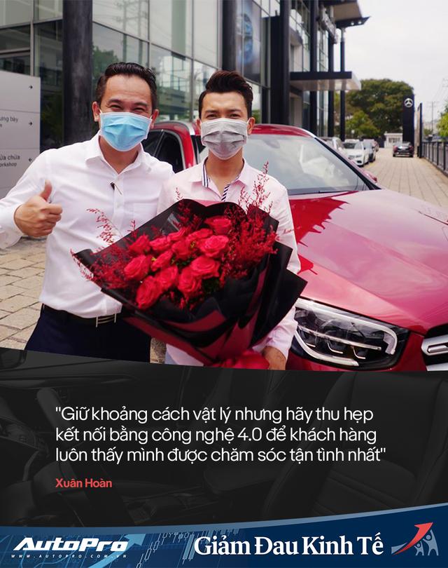 Bộ đôi salesman xe sang nức tiếng Việt Nam tiết lộ cách bán xế tiền tỷ thời dịch: Chỉ cần chạm đúng cảm xúc của khách hàng - Ảnh 1.