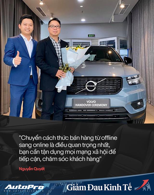 Bộ đôi salesman xe sang nức tiếng Việt Nam tiết lộ cách bán xế tiền tỷ thời dịch: Chỉ cần chạm đúng cảm xúc của khách hàng - Ảnh 5.