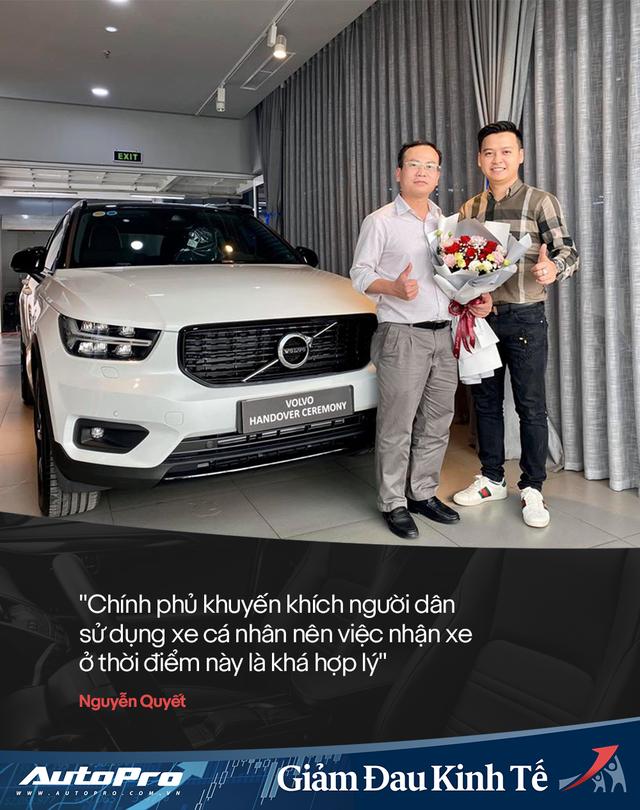 Bộ đôi salesman xe sang nức tiếng Việt Nam tiết lộ cách bán xế tiền tỷ thời dịch: Chỉ cần chạm đúng cảm xúc của khách hàng - Ảnh 6.