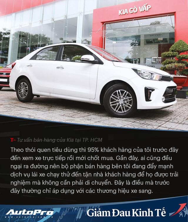 Tâm sự sales ô tô thời dịch tại Việt Nam: Tận dụng công nghệ, livestream bán hàng online, dùng đủ mọi cách để chiều khách - Ảnh 6.